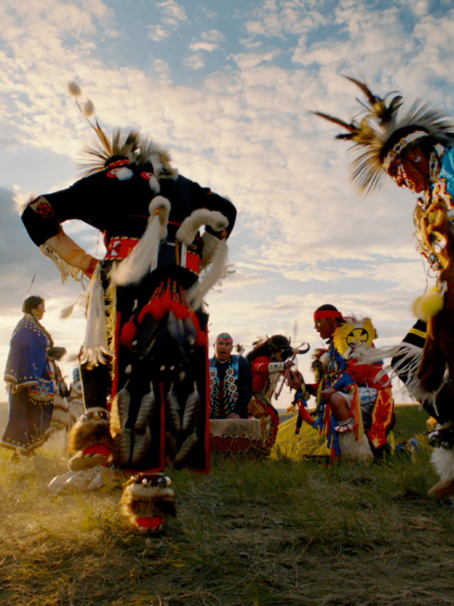 Aboriginal dancing - Travel Alberta,Sean Thonson