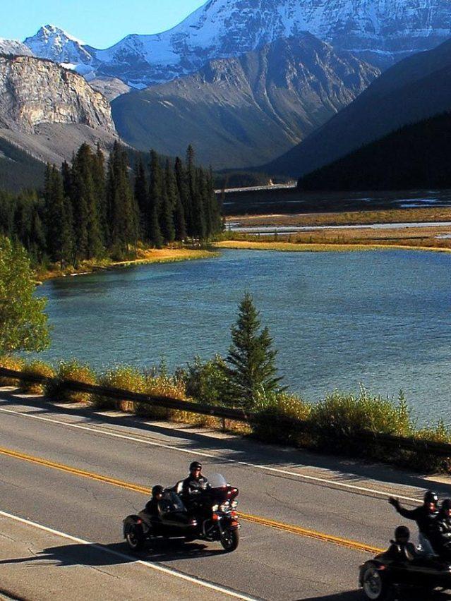 Tourism Jasper - Icefield Parkway